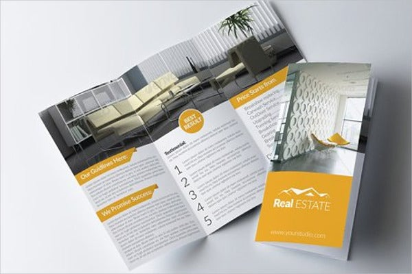luxury-real-estate-company-brochure
