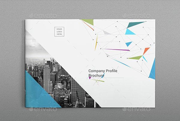 Landscape Design Company Brochure