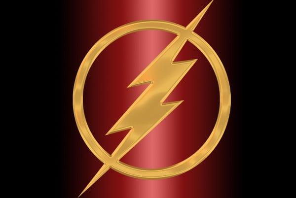 free flash logo