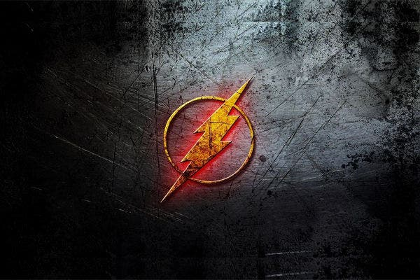 Flash Lightning Logo