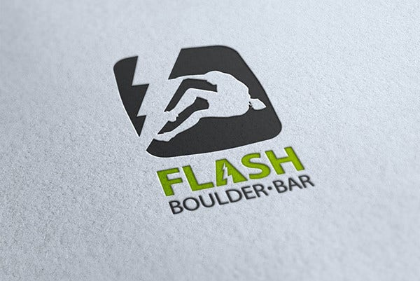 Flash Hero Logo