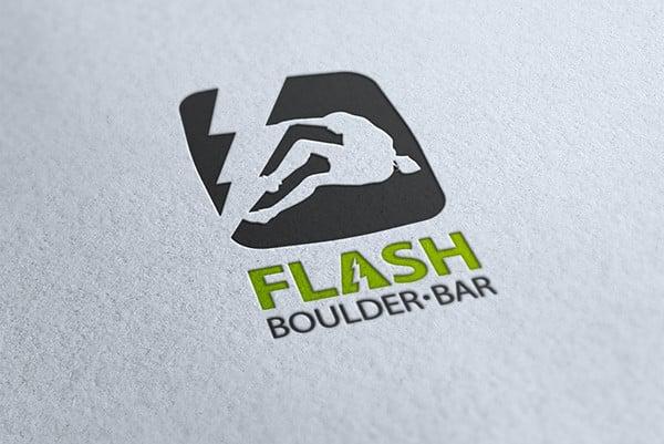 flash hero logo