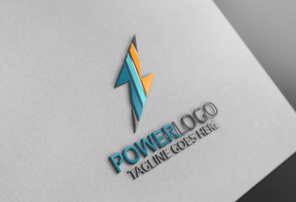 company flash logo