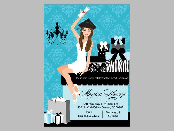 graduation party invitations1