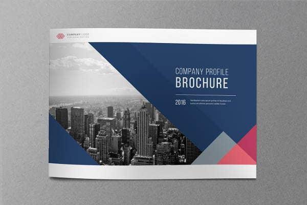8  branding company brochures samples