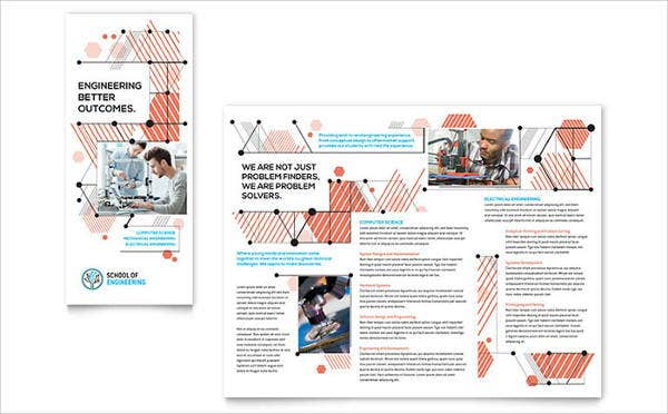 computer engineering company brochure