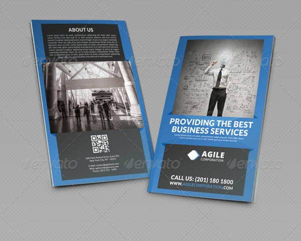 advertising-company-bifold-brochure