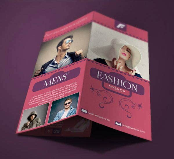 advertising-fashion-company-brochure