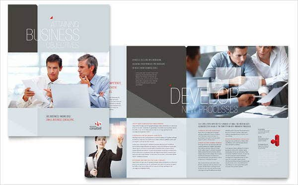 corporate advertising company brochure2