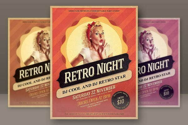 retro-night-party-flyer