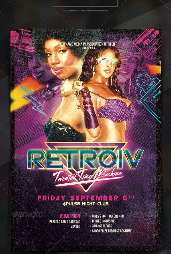 futuristic-retro-party-flyer