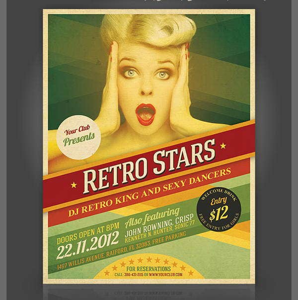 cool-retro-party-flyer