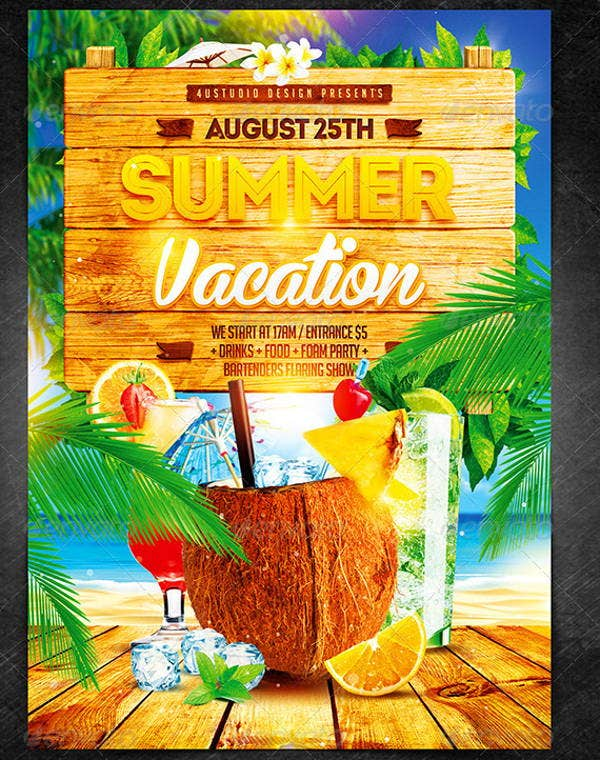 tropical-cocktail-party-flyer
