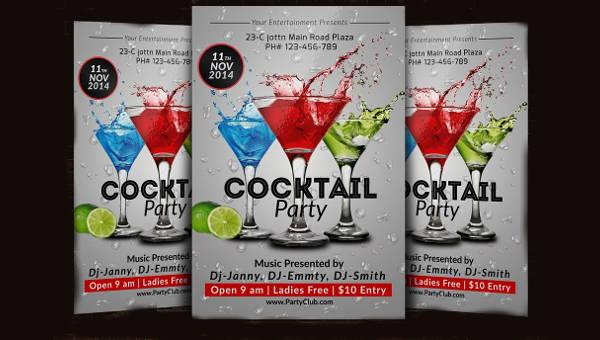 cocktailpartyflyers