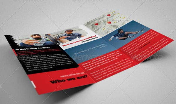 7 Sports Event Brochures Designs Templates – Sports Brochure