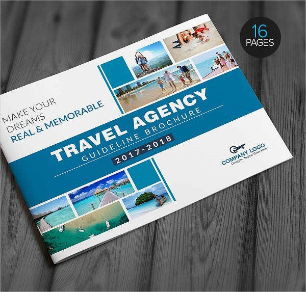travel agency company brochure2