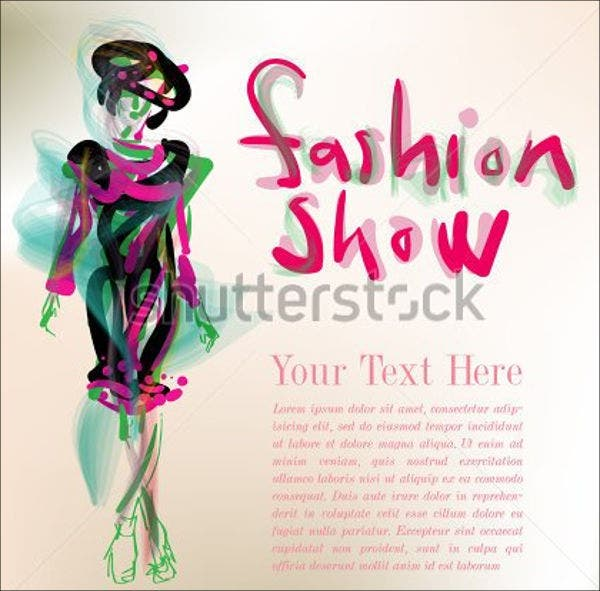 fashion-show-event-flyer