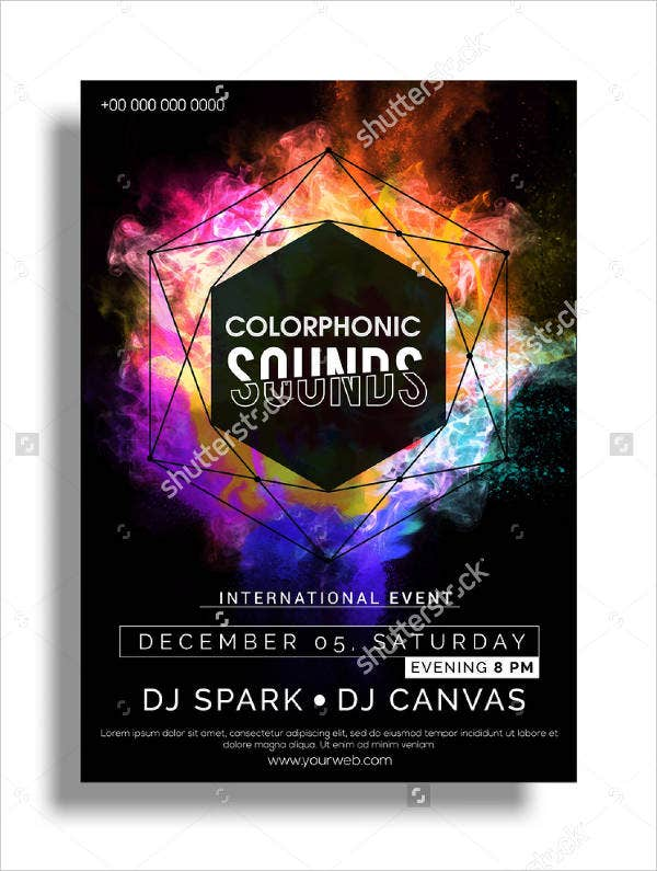 event flyers examples juve cenitdelacabrera co