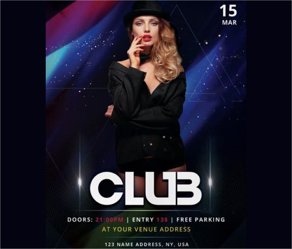 free-psd-club-event-flyer
