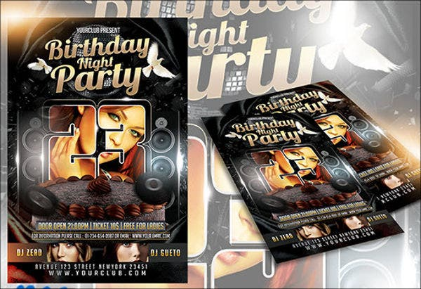 birthday-club-party-flyer