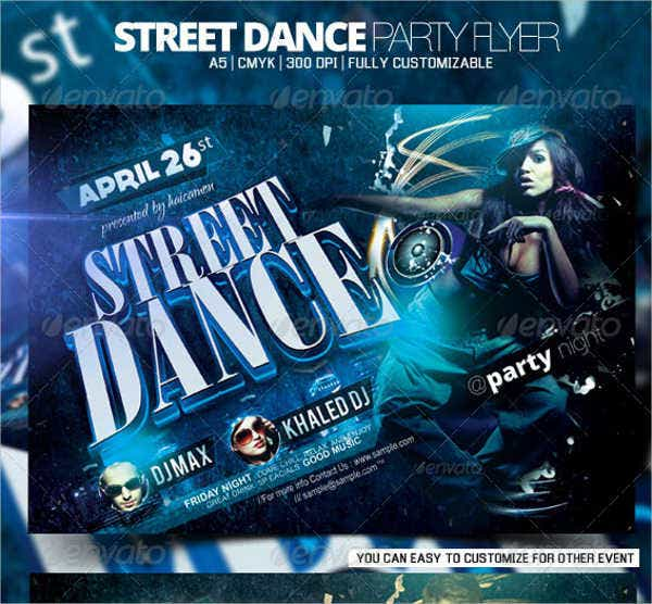 street-dance-party-flyer