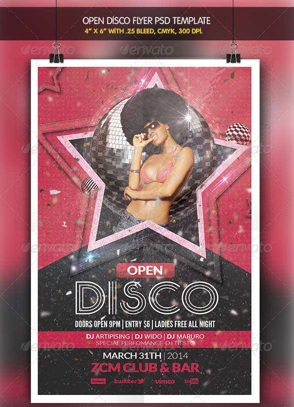 open-disco-party-flyer