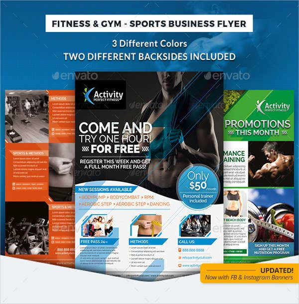 gym-fitness-and-sports-flyer