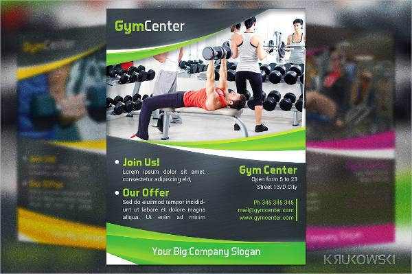 gym-fitness-center-flyer
