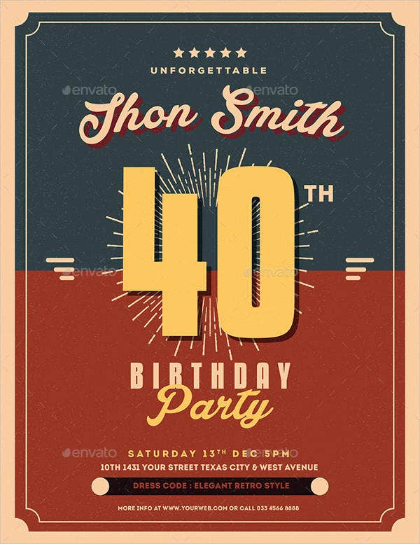 retro-birthday-party-flyer