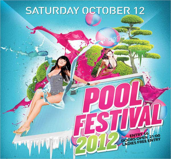 pool-party-event-flyer