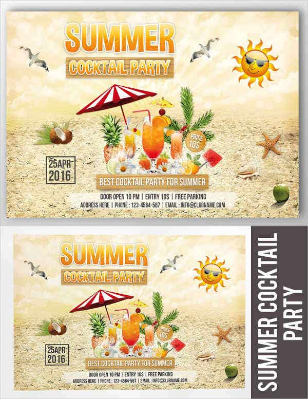 summer-drink-party-flyer