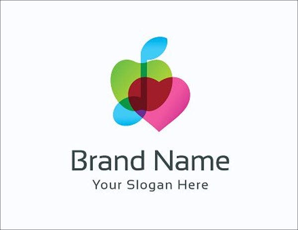 apple gradient logo