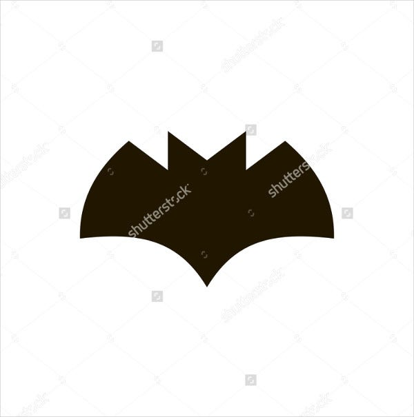 Abstract Batman Logo