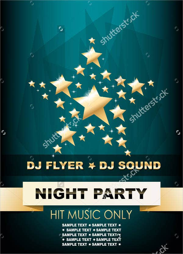 nightclub-event-flyer
