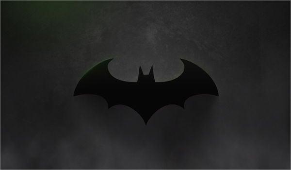 Classic Batman Logo