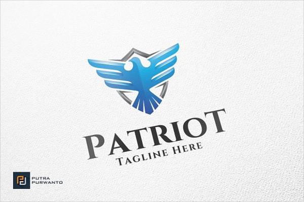 abstract-patriot-logo