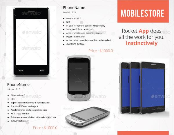 mobile-store-tri-fold-brochure