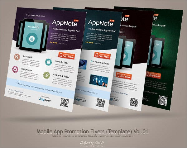 mobile-app-promotion-brochure