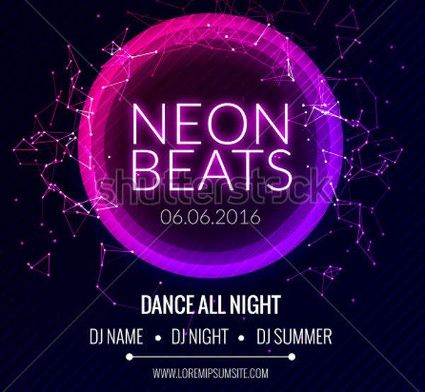 music-beats-party-flyer