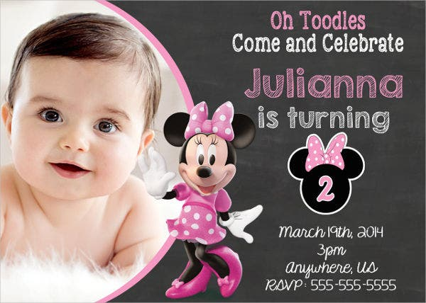 minnie-mouse-2nd-birthday-invitation