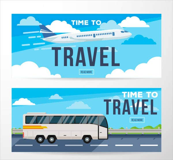 travel-vector-banner