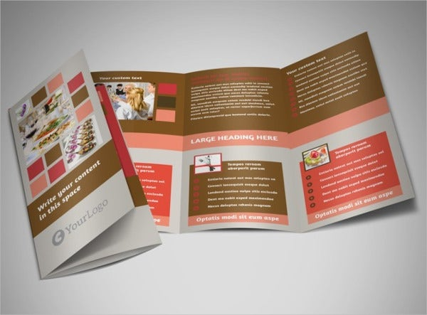 17  business event brochures