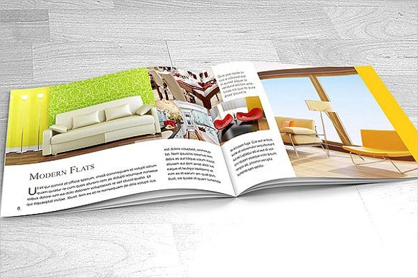 Corporate Landscape Real Estate Brochure