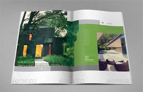 Ecological Corporate Real Estate Brochure