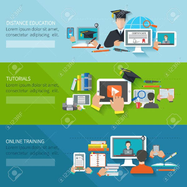 10 Education Banners Psd Ai Apple Pages Free Premium Templates