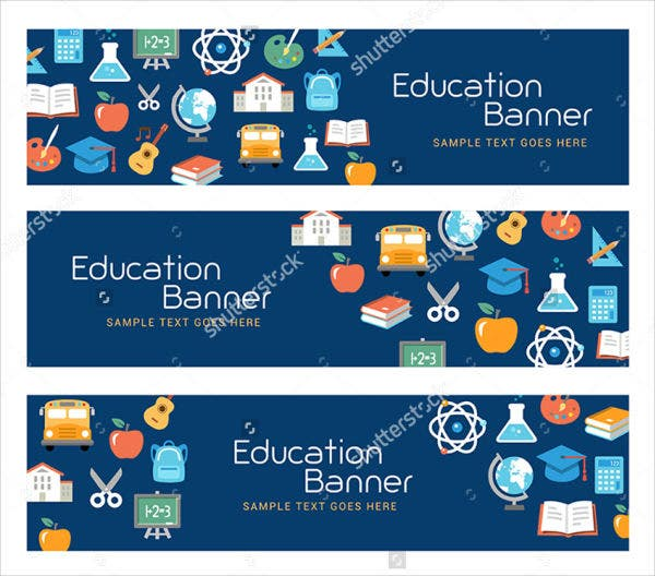 e-learning-education-banner