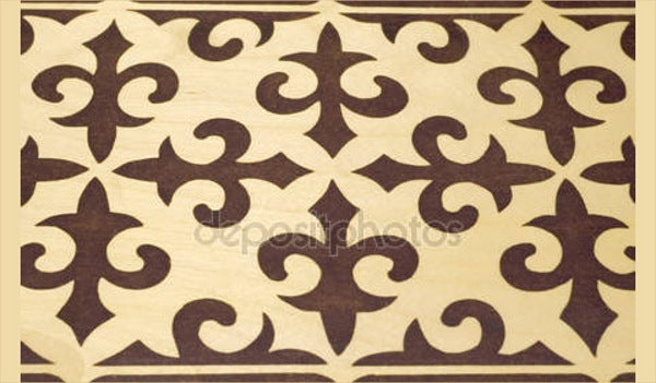 easy pyrography pattern