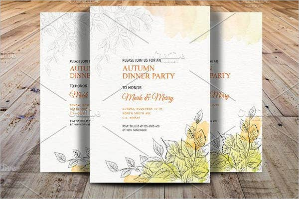 autumn-dinner-party-flyer
