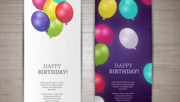 birthday invitation banners