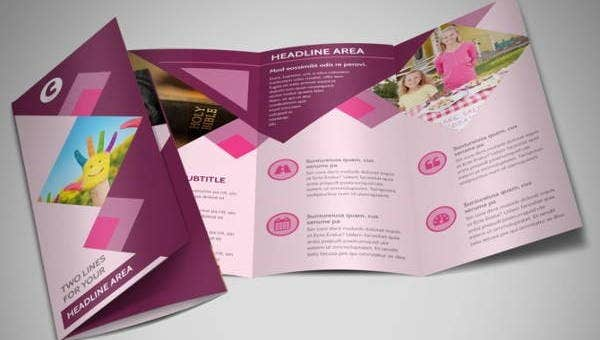 9 Fundraising Event Brochure Templates Ai Psd Docs Pages